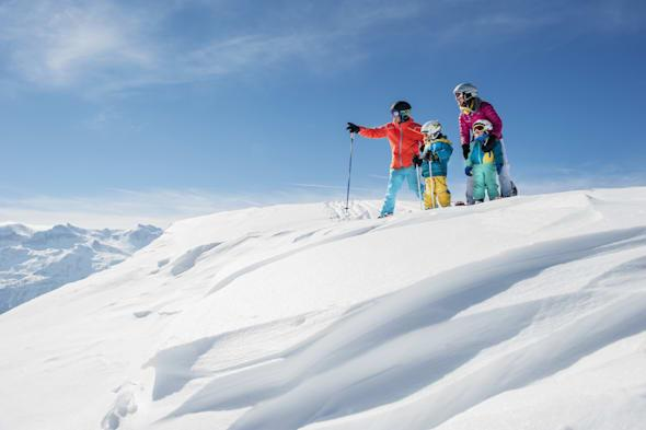 what's new for families for winter 2014 ski season?