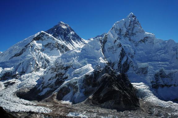 Shrinking Mount Everest: How to Measure a Mountain
