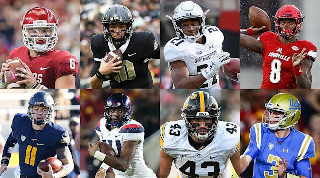 "<p>In the season's final Power Rankings, we've added to our usual 25 standouts the additional 53 teams that will be playing in the postseason, because why not? You can never have too many bowl games for some reason. Because 81 teams reached the six-win threshold required for postseason eligibility, you won't be seeing any 5–7 teams below thanks to a Academic Progress Rate, or Ole Miss (<a href=""https://www.si.com/college-football/2017/12/01/ole-miss-ncaa-sanctions-penalties"" rel=""nofollow noopener"" target=""_blank"" data-ylk=""slk:obviously"" class=""link rapid-noclick-resp"">obviously</a>). Also missing from the festivities are Western Michigan, UTSA and Buffalo, which had enough wins to make to the postseason but were left out on account of there being only 78 spots.</p><p>Now on to the mega-rankings:</p><h3>1. Oklahoma (12–1, 7–1 Big 12)</h3><p><strong>Previous ranking: </strong>1<br><strong>This week: </strong>Beat TCU 41–17 in Big 12 Championship<br><strong>Next game: </strong>vs. Georgia in Rose Bowl</p><p>The Sooners are the Big 12's only program to make the playoff in its four years of existence. The defense had been criticized all season, especially after giving up 52 to Oklahoma State and 41 to one-win Baylor. <a href=""https://www.si.com/college-football/2017/12/02/oklahoma-tcu-big-12-title-game-playoff"" rel=""nofollow noopener"" target=""_blank"" data-ylk=""slk:That unit came to play against TCU"" class=""link rapid-noclick-resp"">That unit came to play against TCU</a>, giving up 317 total yards in securing Oklahoma's 11th Big 12 title (no other team has more than three). Baker Mayfield <a href=""https://www.si.com/college-football/2017/12/03/heisman-trophy-race-favorite-baker-mayfield-oklahoma"" rel=""nofollow noopener"" target=""_blank"" data-ylk=""slk:should practice his Heisman speech"" class=""link rapid-noclick-resp"">should practice his Heisman speech</a> after throwing for 243 yards and four touchdowns.</p><h3>2. Clemson (12–1, 7–1 ACC)</h3><p><strong>Previous ranking: </strong>2<br><strong>This week</strong>: Beat Miami 38–3 in ACC Championship<br><strong>Next game: </strong>vs. Alabama in Sugar Bowl</p><p>Clemson's third consecutive victory in the ACC title game was never in doubt, as Kelly Bryant had two total touchdowns and passed for 252 yards and the defense held Miami to 214 total yards and had four sacks. On this day, Clemson leaned on Bryant and that defense because the running game didn't show up at all, averaging less than two yards a carry, although Clemson had four rushing touchdowns from short distance.</p><h3>3. Georgia (12–1, 7–1 SEC)</h3><p><strong>Previous ranking: </strong>5<br><strong>This week: </strong>Beat Auburn 28–7 in SEC Championship<br><strong>Next game:</strong> vs. Oklahoma in Rose Bowl</p><p>Auburn coach Gus Malzahn was correct in his assessment of how Georgia beat his Tigers the second time around: The Bulldogs ""flipped the script,"" especially in the run game. In the first matchup, Georgia ran for only 46 yards. In this game, Georgia galloped for 238 yards and got an efficient game from quarterback Jake Fromm, who had two touchdowns and 183 yards passing.</p><h3>4. Alabama (11–1, 7–1 SEC)</h3><p><strong>Previous ranking: </strong>6<br><strong>This week: </strong>Off<br><strong>Next game:</strong> vs. Clemson in Sugar Bowl</p><h3>5. Ohio State (11­–2, 8–1 Big Ten)</h3><p><strong>Previous ranking:</strong> 7<br><strong>This week: </strong>Beat Wisconsin 27–21 in Big Ten Championship<br><strong>Next game: </strong>vs. USC in Cotton Bowl</p><p>J.T. Barrett threw for 211 yards and two touchdowns less than a week after undergoing surgery on his right knee. Barrett also ran for a score, but his two turnovers kept Wisconsin in the game and prevented a blowout. Freshman J.K. Dobbins, who was named the game's MVP, ran for 174 yards, while the talented defense shut down Wisconsin's running game as the Badgers garnered only 60 yards on 32 carries.</p><h3>6. Wisconsin (12–1, 9–0 Big Ten)</h3><p><strong>Previous ranking:</strong> 3<br><strong>This week: </strong>Lost 27–21 to Ohio State in Big Ten Championship<br><strong>Next game</strong>: vs. Miami in Orange Bowl</p><p>Wisconsin's formula that had worked all season long was nowhere to found on Saturday as the running game and stout defense failed to carry the Badgers to the Big Ten title. Jonathan Taylor had only 41 yards and Ohio State's offense repeatedly gashed the slower Badgers for big play after big play. Alex Hornibrook had 229 yards but his untimely turnovers doomed Wisconsin.</p><h3>7. Central Florida (12–0, 8–0 AAC)</h3><p><strong>Previous ranking</strong>: 8<br><strong>This week: </strong>Beat Memphis 62–55 (2OT) in AAC Championship<br><strong>Next game</strong>: vs. Auburn in Peach Bowl</p><p>In a span of three years, Central Florida went from the cellar of college football to undefeated and playing in a major bowl game. McKenzie Milton threw for 494 yards and five touchdowns and the Knights overcame four turnovers to win their third conference title in the last five seasons. The season was a perfect sendoff for coach Scott Frost, who will coach the bowl game before departing for the Nebraska job.</p><h3>8. USC (11–2, 8–1 Pac–12)</h3><p><strong>Previous ranking:</strong> 10<br><strong>This week: </strong>Beat Stanford 31–28 in Pac–12 Championship<br><strong>Next game: </strong>vs. Ohio State in Cotton Bowl</p><p>The Trojans used a 99-yard drive in the fourth quarter to hold off Stanford and bring home their first conference title in almost a decade. Sam Darnold threw for 325 yards and two touchdowns in what could be his final game in college, and Ronald Jones ran for 140 yards and two scores as part of USC's 501-yard offensive effort. Bryce Love had 125 yards rushing for Stanford on a badly injured ankle, but it was not enough.</p><h3>9. Auburn (10–3, 7–1 SEC)</h3><p><strong>Previous ranking: </strong>4<br><strong>This week: </strong> Lost to Auburn 28–7 in SEC Championship<br><strong>Next game</strong>: vs. UCF in Peach Bowl</p><p>After scoring on the opening drive, Auburn's hopes for a playoff berth and SEC title went down the drain thanks to an avalanche of penalties, special team miscues, two big turnovers and an inability to stop any Georgia running back. Kerryon Johnson came in with a shoulder injury and was ineffective, rushing for 40 yards on 13 carries as Auburn was held to 259 yards, its lowest output since a Week 2 loss at Clemson.</p><h3>10. Penn State (10–2, 7–2 Big Ten)</h3><p><strong>Previous ranking: </strong>11<br><strong>Last week: </strong>Off<br><strong>Next game: </strong>vs. Washington in Fiesta Bowl</p><h3>11. Washington (10–2, 7–2 Pac–12)</h3><p><strong>Previous ranking: </strong>13<br><strong>This week: </strong>Off<br><strong>Next game: </strong> vs. Penn State in Fiesta Bowl</p><h3>12. TCU (10–3, 7-2 Big 12)</h3><p><strong>Previous ranking</strong>: 12<br><strong>This week: </strong>Lost to Oklahoma 41–17 in Big 12 Championship<br><strong>Next game:</strong> vs. Stanford in Alamo Bowl</p><p>TCU ran into the same problem it did when it faced the Sooners three weeks ago: The defense had no answer for Baker Mayfield and the Oklahoma running game. The Horned Frogs also ran into a surprisingly salty Sooners defense, which gave up less than 100 yards and no points in the second half.</p><h3>13. Miami, FL (10–2, 7–1 ACC)</h3><p><strong>Previous ranking: </strong>9<br><strong>This week: </strong>Lost 38–3 to Clemson in ACC Championship<br><strong>Next game: </strong>vs. Wisconsin in Orange Bowl</p><p>For all of Miami's magic through the first 10 games this season, it's now clear that the Hurricanes were not prepared to run with the elites. Miami was outclassed by Clemson and did not help matters by turning the ball over three times. Malik Rosier threw for only 110 yards and was picked off twice as Miami fell behind early and was unable to sustain an offense to get back in the game.</p><h3>14. Stanford (9–4, 7–2 Pac-12)</h3><p><strong>Previous ranking: </strong>15<br><strong>This week: </strong>Lost to USC 31–28 in Pac-12 Championship<br><strong>Next game: </strong>vs. TCU in Alamo Bowl</p><p>Bryce Love did everything he could to carry Stanford to the Pac-12 title, rushing for 125 yards and a touchdown on an injured ankle. Will he be close to 100% by the bowl game (if he doesn't choose to skip it)?</p><h3>15. Notre Dame (9–3)</h3><p><strong>Previous ranking: </strong>16<br><strong>This week: </strong>Off<br><strong>Next game</strong>: vs. LSU in Citrus Bowl</p><h3>16. Memphis (10–2, 7–1 AAC)</h3><p><strong>Previous ranking: </strong>14<br><strong>This week: </strong>Lost 62–55 (2OT) to Central Florida in AAC Championship<br><strong>Next game:</strong> vs. Iowa State in Liberty Bowl</p><p>In a game that featured 117 points and almost 1,500 yards, Memphis rallied twice from two-touchdown deficits to push UCF to overtime. Riley Ferguson had 471 yards and four touchdowns and the Tigers rolled up 753 yards of offense. The Tigers were done in by 14 penalties and two costly turnovers, despite holding the ball more than twice the time that Central Florida had it.</p><h3>17. LSU (9-3, 6–2 SEC)</h3><p><strong>Previous ranking: </strong>17<br><strong>This week: </strong>Off<br><strong>Next game:</strong> vs. Notre Dame in Citrus Bowl</p><h3>18. Virginia Tech (9–3, 5–3 ACC)</h3><p><strong>Previous ranking: </strong>18<br><strong>This week: </strong>Off<br><strong>Next game: </strong>vs. Oklahoma State in Camping World Bowl</p><h3>19. Oklahoma State (9–3, 6–3 Big 12)</h3><p><strong>Previous ranking: </strong>19<br><strong>Last week: </strong>Off<br><strong>Next game: </strong>vs. Virginia Tech in Camping World Bowl</p><h3>20. Michigan State (9–3, 7–2 Big Ten)</h3><p><strong>Previous ranking: </strong>20<br><strong>Last week: </strong>Off<br><strong>Next game:</strong> vs. Washington State in Holiday Bowl</p><h3>21. Northwestern (9–3, 7–2 Big Ten)</h3><p><strong>Previous ranking: </strong>21<br><strong>This week: </strong>Off<br><strong>Next game: </strong>vs. Kentucky in Music City Bowl</p><p>Northwestern might be the biggest surprise in college football. Say what you want about its schedule, but winning nine games is hard no matter who is on the slate. Fans should get one last look at Justin Jackson, who might be the best Power 5 running back you haven't heard of.</p><h3>22. Washington State (9–3, 6–3 Pac–12)</h3><p><strong>Previous ranking: </strong>22<br><strong>Last week: </strong>Off<br><strong>Next game:</strong> vs. Michigan State in Holiday Bowl</p><p>It would have been fun to see Mike Leach and his Cougars in a major bowl, but Washington State was blown out in three road games, including the season-ending Apple Cup, which could have gotten them a rematch against USC.</p><h3>23. South Florida (9–2, 6–2 AAC)</h3><p><strong>Previous ranking: </strong>23<br><strong>Last week: </strong>Off<br><strong>Next game:</strong> vs. Texas Tech in Birmingham Bowl</p><h3>24. Boise State (10–3, 7–1 MWC)</h3><p><strong>Previous ranking:</strong> —<br><strong>This week: </strong>Beat Fresno State 17–14 in Mountain West Championship<br><strong>Next game:</strong> vs. Oregon in Las Vegas Bowl</p><p>Boise State came up big in the fourth quarter, driving 90 yards to put the winning score on the board and avenge last week's loss to Fresno State. Brett Rypien threw for 246 yards and the defense put the clamps on the Bulldogs' offense that shredded them the week before. Boise State has won 10 games for the eighth time in the last 10 years, and won the Mountain West for the second time in the last four.</p><h3>25. Mississippi State (8–4, 4–4 SEC)</h3><p><strong>Previous ranking: </strong>24<br><strong>This week: </strong>Off<br><strong>Next game: </strong>vs. Louisville in TaxSlayer Bowl</p><h3><b>Almost Famous</b></h3><h3>26. Fresno State (9–4)</h3><p><strong>Next game: </strong>vs. Houston in Hawaii Bowl</p><h3>27. Louisville (8­–4)</h3><p><strong>Next game: </strong>vs. Mississippi State in TaxSlayer Bowl</p><h3>28. Florida Atlantic (10–3)</h3><p><strong>Next game: </strong>vs. Akron in Boca Raton Bowl</p><h3>29. San Diego State (10–2)</h3><p><strong>Next game: </strong>vs. Army in Armed Forces Bowl</p><h3>30. Michigan (8–4)</h3><p><strong>Next game: </strong>vs. South Carolina in Outback Bowl</p><h3>31. NC State (8–4)</h3><p><strong>Next game: </strong>vs Arizona State in Belk Bowl</p><h3>32. Toledo (11–2)</h3><p><strong>Next game: </strong>vs. Appalachian State in Armed Forces Bowl</p><h3>33. Troy (10–2)</h3><p><strong>Next game: </strong>vs. North Texas in New Orleans Bowl</p><h3>34. Army (8–3)</h3><p><strong>Next games: </strong>vs. Navy on Saturday; vs. San Diego State in Armed Forces Bowl</p><h3>35. South Carolina (8–4)</h3><p><strong>Next game: </strong>vs. Michigan in Outback Bowl</p><h3>36. Iowa State (7–5)</h3><p><strong>Next game: </strong>vs. Memphis in Liberty Bowl</p><h3>37. Appalachian State (10–2)</h3><p><strong>Next game: </strong>vs. Toledo in Armed Forces Bowl</p><h3>38. West Virginia (7–5)</h3><p><strong>Next game: </strong>vs. Utah in Heart of Dallas Bowl</p><h3>39. Kansas State (7–5)</h3><p><strong>Next game:</strong> vs. UCLA in Cactus Bowl</p><p>Remember when Iowa State was on the fringes on a top-10 ranking? The Cyclones closed the season losing four of their last five games. If Louisville had any sort of semblance of a defense, Lamar Jackson's second Heisman would have been more than a dream. The passengers on the Lane Train get to stay home in Boca Raton for bowl season, and no one—and I mean no one—thought FAU would win 10 games after looking pitiful in the early part of the season.</p><h3><strong>The comeback kids</strong></h3><h3>40. Oregon (7–5)</h3><p><strong>Next game: </strong>vs. Boise State in Las Vegas Bowl</p><h3>41. Texas A&M (7–5)</h3><p><strong>Next game: </strong>vs. Wake Forest in Belk Bowl</p><h3>42. SMU (7–5)</h3><p><strong>Next game: </strong>vs. Louisiana Tech in Frisco Bowl</p><h3>43. Marshall (7–5)</h3><p><strong>Next game</strong>: vs. Colorado State in New Mexico Bowl</p><h3>44. Central Michigan (8–4)</h3><p><strong>Next game: </strong>vs. Wyoming in Famous Idaho Potato Bowl</p><h3>45. Arizona State (7–5)</h3><p><strong>Next game:</strong> vs. NC State in Belk Bowl</p><h3>46. Kentucky (7–5)</h3><p><strong>Next game</strong>: vs. Northwestern in Music City Bowl</p><h3>47. UAB (8–4)</h3><p><strong>Next game</strong>: vs. Ohio in Bahamas Bowl</p><h3>48. Northern Illinois (8–4)</h3><p><strong>Next game:</strong> vs. Duke in Quick Lane Bowl</p><h3>49. Missouri (7–5)</h3><p><strong>Next game:</strong> vs. Texas in Texas Bowl</p><p>Oregon spent a majority of the season without its starting quarterback, Justin Herbert, who broke his collarbone. The Ducks are a different team with him under center and the Las Vegas Bowl is a good opportunity to show what could be coming next year in Eugene. In December 2014, UAB shut down its football program, citing financial difficulties. The Blazers came back in a big way, earning bowl eligibility in their first season back. Keep an eye out for UAB's Spencer Brown, a dynamic freshman who ran for nearly 1,300 yards and 10 touchdowns this season.</p><h3><strong>College football's Jekyll and Hyde</strong></h3><h3>50. Southern Miss (8–4)</h3><p><strong>Next game:</strong> vs. Florida State in Independence Bowl</p><h3>51. Iowa (7–5)</h3><p><strong>Next game</strong>: vs. Boston College in Pinstripe Bowl</p><h3>52. North Texas (9–4)</h3><p><strong>Next game: </strong>vs. New Orleans Bowl</p><h3>53. Ohio (8–4)</h3><p><strong>Next game:</strong> vs. UAB in Bahamas Bowl</p><h3>54. Arizona (7–5)</h3><p><strong>Next game</strong>: vs. Purdue in Foster Farms Bowl</p><h3>55. Wake Forest (7–5)</h3><p><strong>Next game</strong>: vs. Texas A&M in Belk Bowl</p><h3>56. Akron (7–6)</h3><p><strong>Next game: </strong>vs. FAU in Boca Raton Bowl</p><h3>57. Colorado State (7–5)</h3><p><strong>Next game:</strong> vs. Marshall in New Mexico Bowl</p><h3>58. Navy (6–5)</h3><p><strong>Next game:</strong> vs. Army on Saturday; vs. Virginia in Military Bowl</p><h3>59. Florida International (8–4)</h3><p><strong>Next game:</strong> vs. Temple in Gasparilla Bowl</p><p>Iowa is the biggest enigma in college football: thrashing Ohio State by 31 points at home, then losing to Purdue in the same stadium two weeks later. On the bright side, the Hawkeyes did beat four teams that made it to bowls this season. North Texas, which lacks much notable football tradition outside of Mean Joe Greene, won nine games under the outstanding leadership of second-year coach Seth Littrell—another season like this and programs that have vacancies next winter will come calling. For those who didn't stay up late to watch this season of Pac-12 After Dark, Arizona quarterback Khalil Tate is must-see TV. He is known to break off a long run (or five) during the game and could have a 250-yard game against Purdue's defense.</p><h3><strong>On the upswing</strong></h3><h3>60. Texas (6–6)</h3><p><strong>Next game: </strong>vs. Missouri in Texas Bowl</p><h3>61. Arkansas State (7­–4)</h3><p><strong>Next game:</strong> vs. Middle Tennessee in Camellia Bowl</p><h3>62. Boston College (7–5)</h3><p><strong>Next game:</strong> vs. Iowa in Independence Bowl</p><h3>63. Western Kentucky (6–6)</h3><p><strong>Next game:</strong> vs. Georgia State in Cure Bowl</p><h3>64. Utah (6–6)</h3><p><strong>Next game:</strong> vs. West Virginia in Heart of Dallas Bowl</p><h3>65. Houston (7–4)</h3><p><strong>Next game: </strong>vs. Fresno State in Hawaii Bowl</p><h3>66. Wyoming (7–5)</h3><p><strong>Next game:</strong> vs. Central Michigan in Famous Idaho Potato Bowl</p><h3>67. UCLA (6–6)</h3><p><strong>Next game:</strong> vs. Kansas State in Cactus Bowl</p><h3>68. Utah State (6–6)</h3><p><strong>Next game:</strong> vs. New Mexico State in Arizona Bowl</p><h3>69. Florida State (6–6)</h3><p><strong>Next game:</strong> vs. Southern Mississippi in Independence Bowl</p><p>The pixie dust worked about as well as Tom Herman warned us it would this season for Texas, which hung with Oklahoma, USC and Oklahoma State, but somehow lost to Maryland and Texas Tech. Better days are ahead in Austin. UCLA, another team that has talent and failed to capitalized, fell to rock bottom after a thrilling comeback in the opener against Texas A&M. That slide got Jim Mora fired and led to the hiring of Chip Kelly. The Bruins should thrive again under Kelly in a hurry.</p><h3><strong>The worst of the best</strong></h3><h3>70. Purdue (6–6)</h3><p><strong>Next game: </strong>vs. Arizona in Foster Farms Bowl</p><h3>71. Duke (6–6)</h3><p><strong>Next game</strong>: vs. Northern Illinois in Quick Lane Bowl</p><h3>72. Louisiana Tech (6–6)</h3><p><strong>Next game: </strong>vs. SMU in Frisco Bowl</p><h3>73. Virginia (6–6)</h3><p><strong>Next game: </strong>vs. Navy in Military Bowl</p><h3>74. Temple (6–6)</h3><p><strong>Next game: </strong>vs. FIU in Gasparilla Bowl</p><h3>75. Middle Tennessee State (6­–6)</h3><p><strong>Next game: </strong>vs. Arkansas State in Camellia Bowl</p><h3>76. Texas Tech (6–6)</h3><p><strong>Next game: </strong>vs. South Florida in Birmingham Bowl</p><h3>77. Georgia State (6–5)</h3><p><strong>Next game</strong>: vs. Western Kentucky in Cure Bowl</p><p>These teams aren't necessarily bad (all of them won at least six games), but at times, watching them play was tough on the eyes. Purdue showed remarkable improvement under first-year coach Jeff Brohm, and with a few more years of this, he won't be at Purdue much longer. Texas Tech amazingly still has a coach after its roller-coaster year. The Red Raiders again could move the ball on offense but got thrashed in just about every game on defense. Look for a plethora of points when they meet South Florida in Birmingham.</p><h3><strong>Because someone had to be last</strong></h3><h3>78. New Mexico State (6–6)</h3><p><strong>Next game</strong>: vs. Utah State in Arizona Bowl</p><p>Congrats to the Aggies, who are bowl eligible for the first time since the end of the Eisenhower administration. They won their final two games and can finally enjoy some national exposure and long awaited bowl swag.</p>"