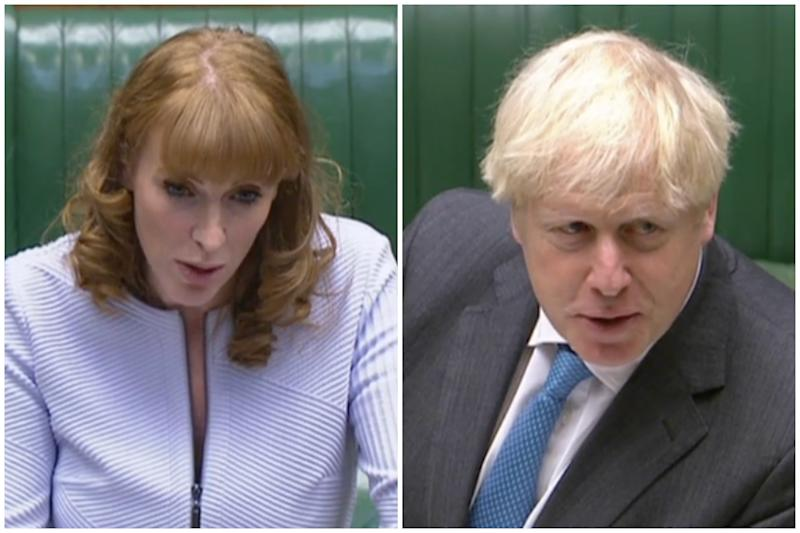 Angela Rayner asked Boris Johnson of grouse shooting: 'Is this really your top priority?' (Parliamentlive.tv)