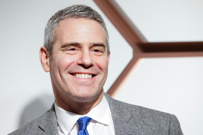 Andy Cohen said he tested positive for the coronavirus. (Photo: REUTERS/Eduardo Munoz)
