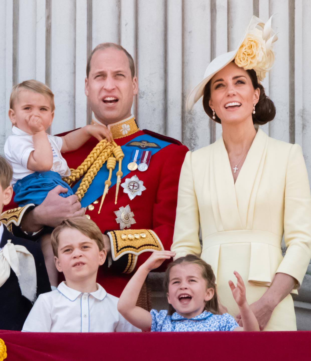The royal family got together and created a scrapbook of their favourite memories with their dad. Photo: Getty Images