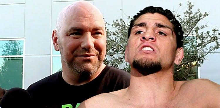UFC Exec Believes Nick Diaz Wants to Fight, but He Remains Under USADA Suspension