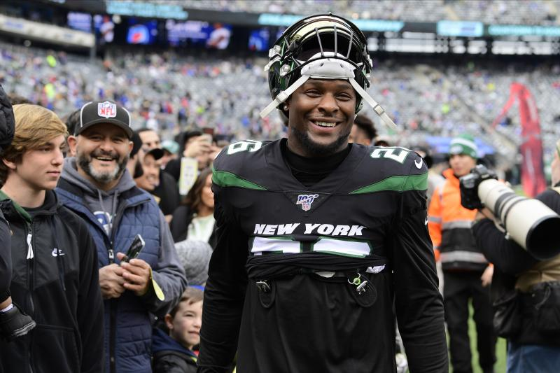 Jets Bell Bounce Back Football