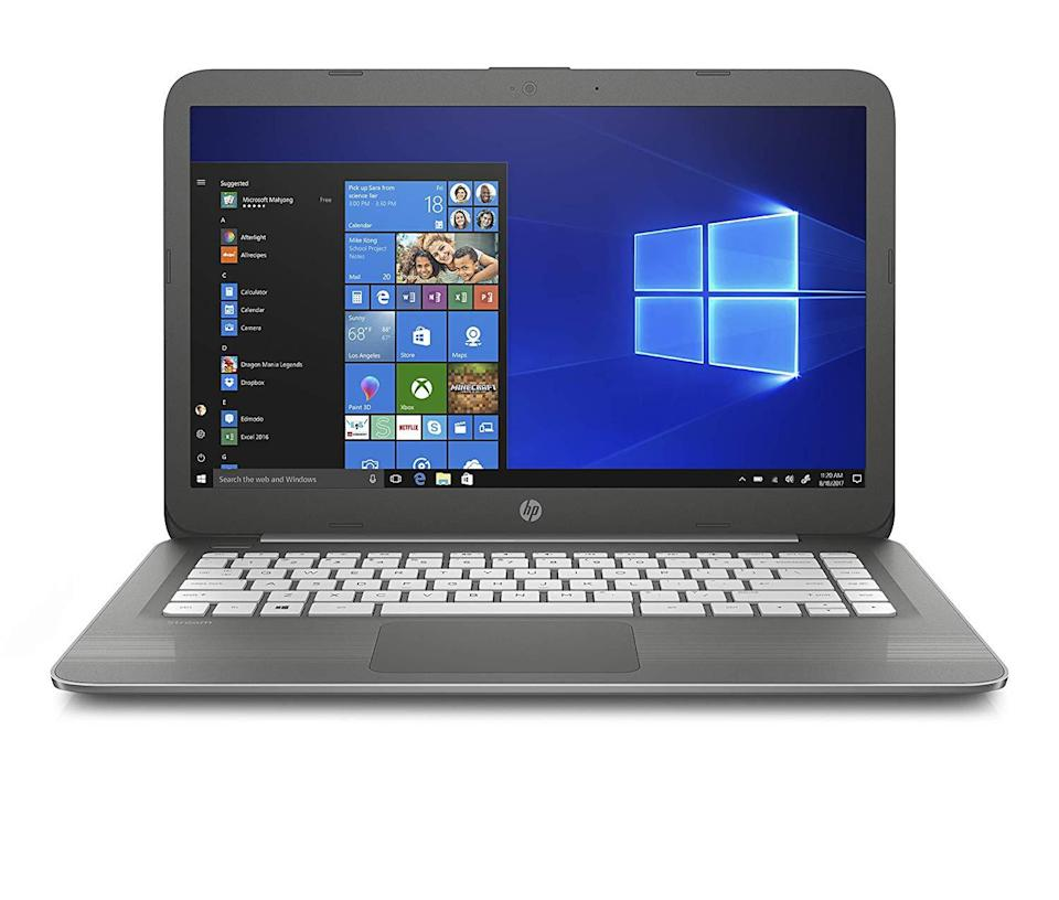 Get Windows 10 at a low cost with HP Stream 14. (Photo: Amazon)