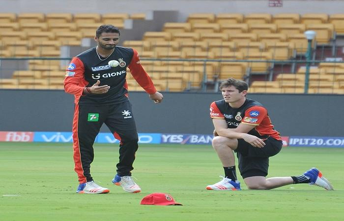 RCB under pressure to move up, says pacer Arvind