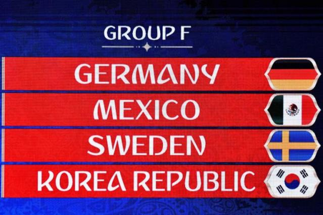 Fifa World Cup 2018 Group F guide: Germany, Mexico, Sweden, South Korea - table, predictions, betting tips/odds, draws, fixtures, teams, squads, results, permutations, TV channel, schedule