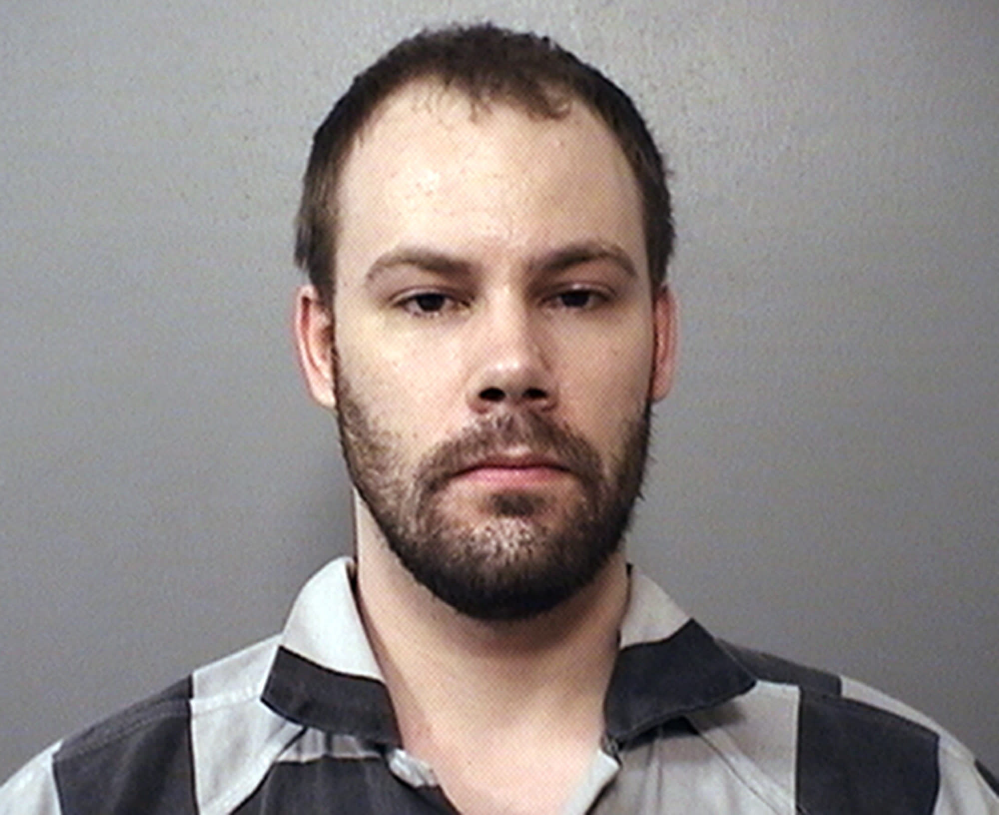 FILE - This file photo provided by the Macon County Sheriff's Office in Decatur, Ill., shows Brendt Christensen. Jurors on Monday, June 24, 2019 in Peoria, Ill., have convicted Christensen, a former University of Illinois doctoral student in the slaying of Yingying Zhang, a visiting scholar from China who was abducted at a bus stop as she headed to sign an off-campus apartment lease. The guilty verdict Monday was expected because Brendt Christensen's attorneys acknowledged from the start that he raped and stabbed Yingying Zhang in June 2017. (Macon County Sheriff's Office via AP, File)