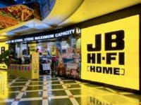 JB Hi-Fi has seen sales grow 20% through the pandemic as Australians stayed at home for work and entertainment