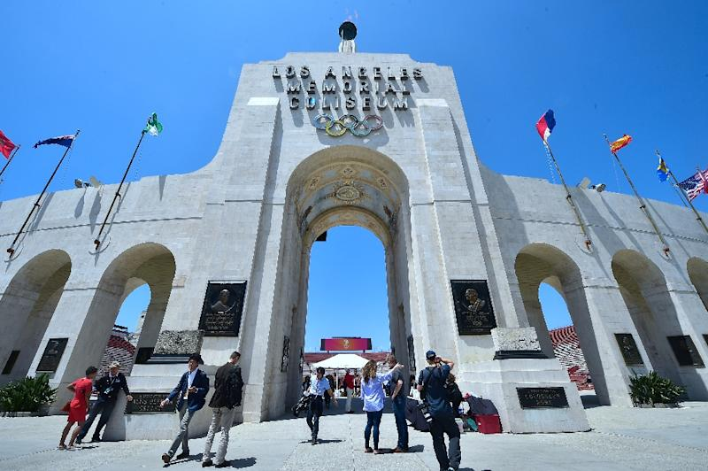 Los Angeles to host 2028 Summer Olympic Games