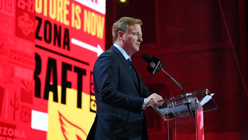 What Roger Goodell said about death of George Floyd, protests