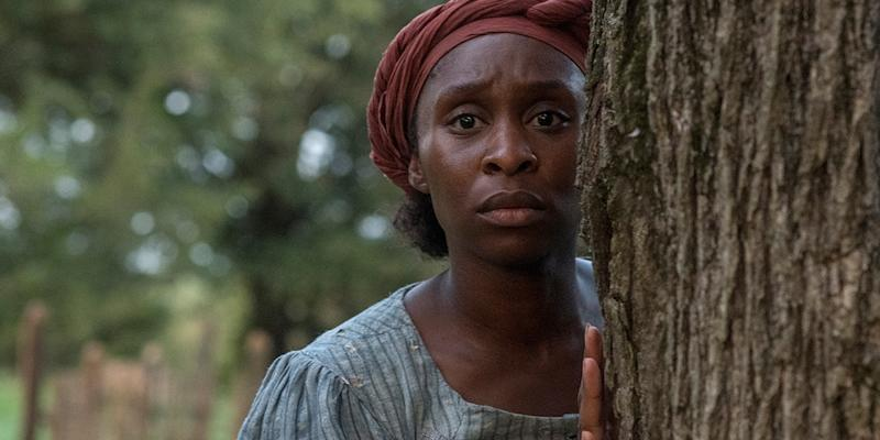 Cynthia Erivo as Harriet Tubman in 'Harriet' (Photo: Focus Features)