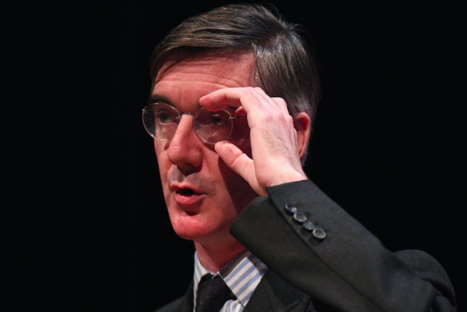 <em>Prominent Brexiteer Jacob Rees-Mogg wrote to all Tory MPs urging them to vote against the deal (Getty)</em>