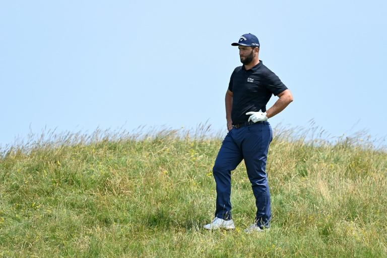 Spain's Jon Rahm is the favourite for the 2021 British Open