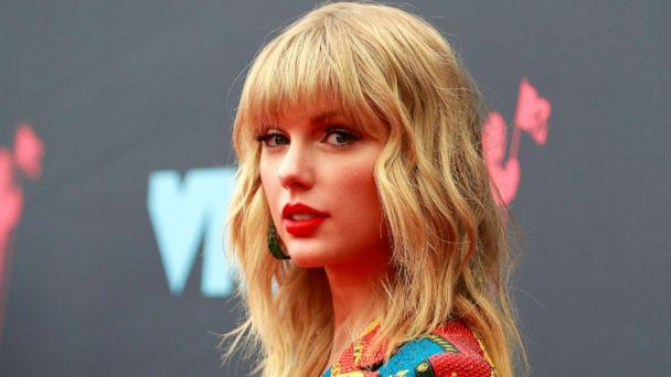 PHOTO: Taylor Swift attends an event in Newark, N.J., Aug. 26, 2019. (Andrew Kelly/Reuters, FILE)