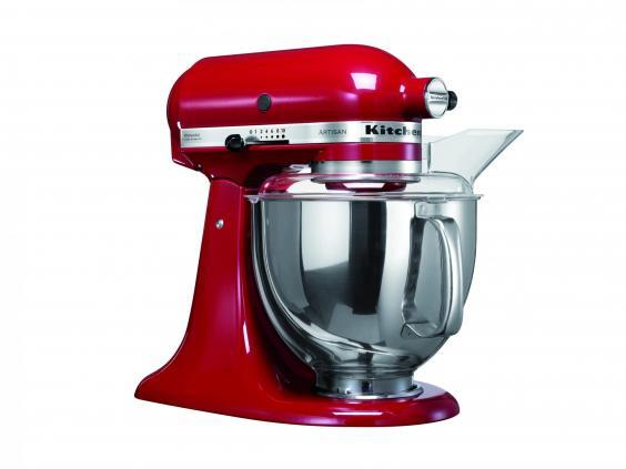 Big, sturdy and versatile, a stand mixer does all the hard work for you (Appliances Direct)