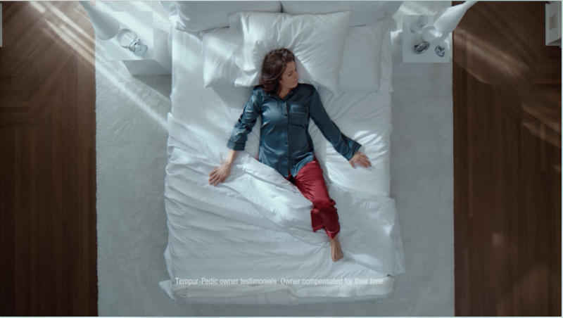 """Michelle Salt, a Paralympian, realtor and speaker is one of nine Tempur-Pedic owners featured in the brand's new campaign """"Tempur-Pedic Sleep Is Power"""" who spend their days doing extraordinary things and their nights on a Tempur-Pedic, illustrating that sleep on a Tempur-Pedic changes the way people feel and perform."""