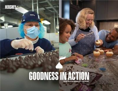 Hershey Releases 2020 Sustainability Report