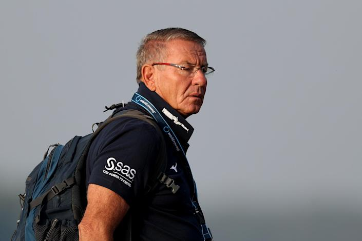 Jurgen Grobler's methods were not supported by all in the GB rowing set-up (Getty)