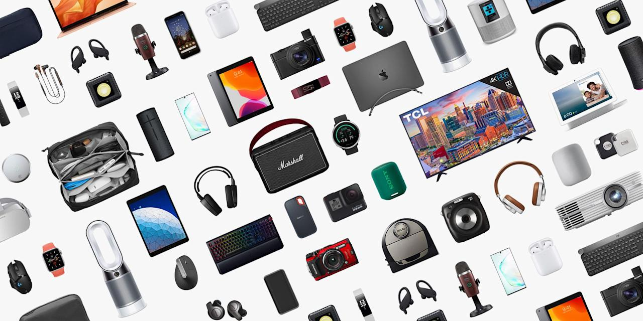 <p><del></del>We've found 100 cool tech products you need, so you can get your life in gear this year. We did all of the research and testing to bring you this list of the latest and greatest picks for you to stay on the cutting edge of tech. Read on to learn more!<br></p>