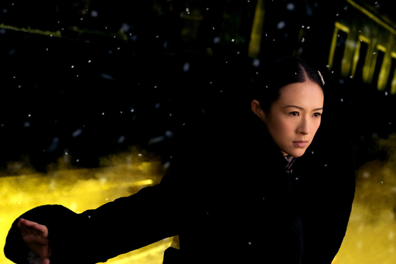 "Ziyi Zhang in The Weinstein Company's ""The Grandmaster"" - 2013"