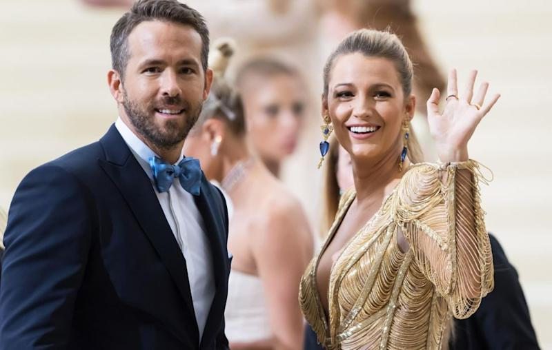 Blake Lively Ryan Reynolds daughter on taylor swift song