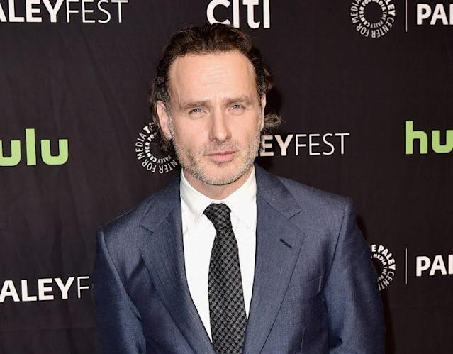 Andrew Lincoln (Photo: Getty Images)