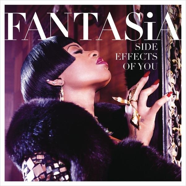 """This CD cover image released by J-Records shows """"Side Effects of You,"""" the latest release by Fantasia. (AP Photo/J-Records)"""