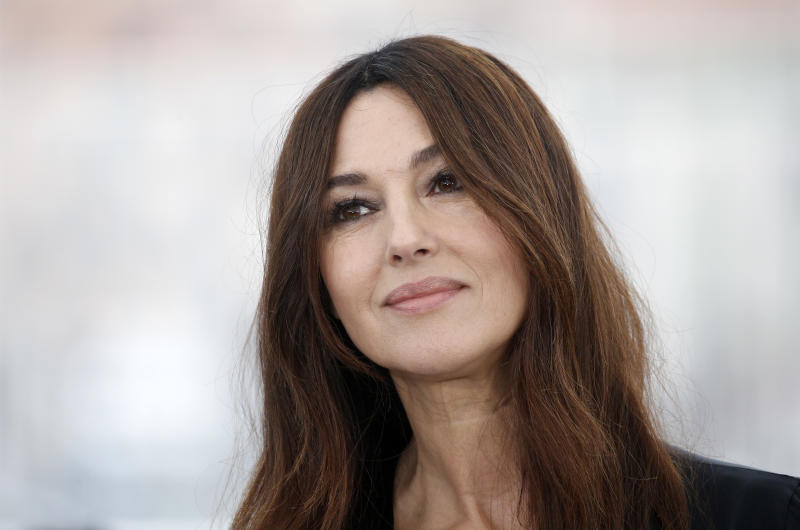 Monica Bellucci (REUTERS/Stephane Mahe)