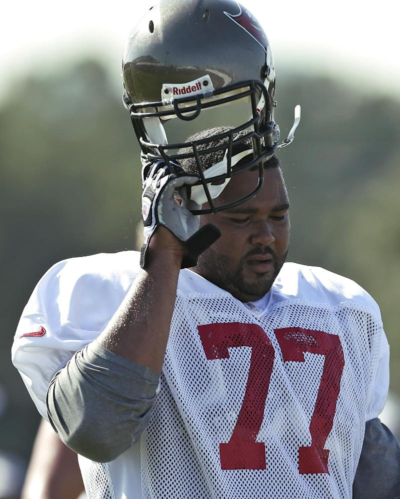 Buccaneers confirm 3rd player has MRSA infection