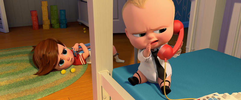 Boss Baby Beats Beauty and the Beast at the Box Office