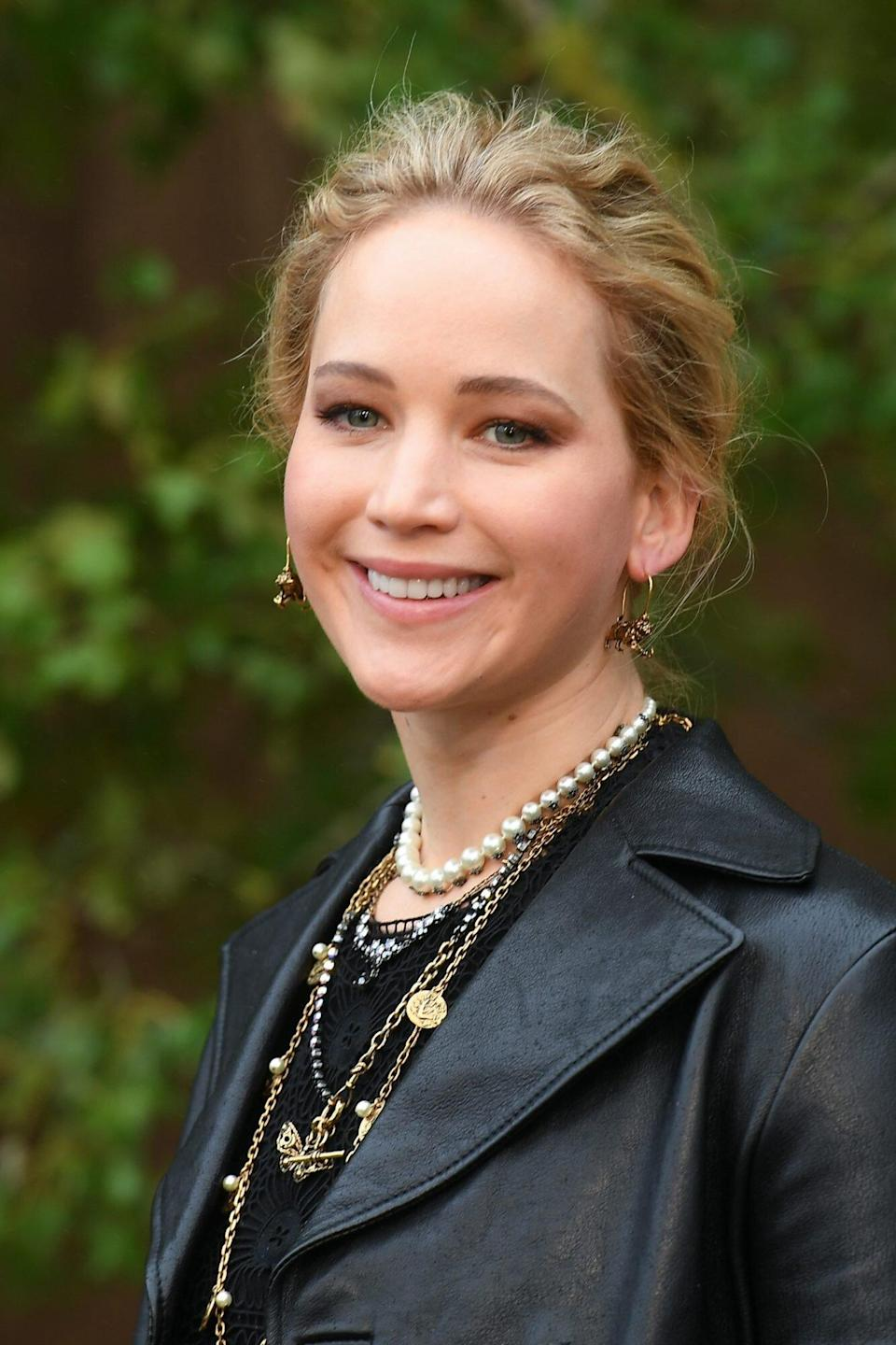 Jennifer Lawrence Said Donald Trump Made Her Reconsider Her Political Views