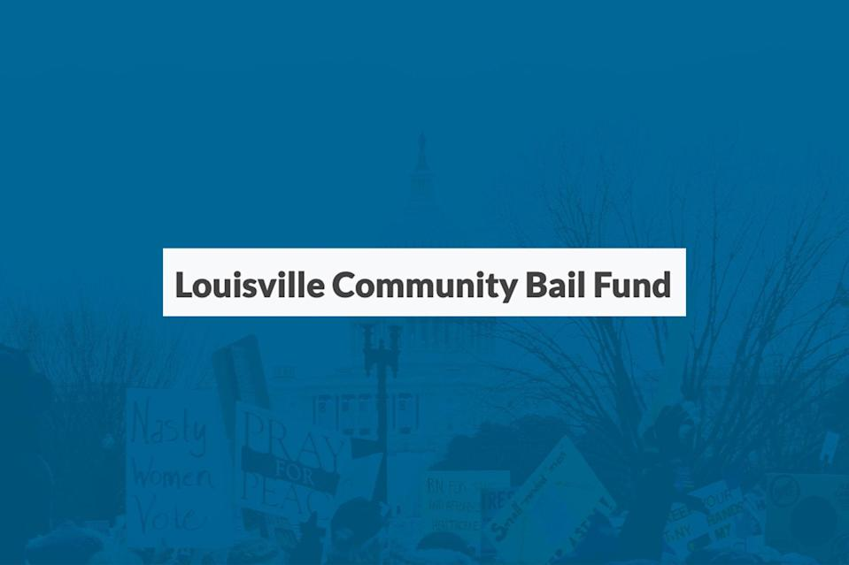 "<p>Justice for Breonna Taylor. —Daniel Varghese</p> <h3><a href=""https://actionnetwork.org/fundraising/louisville-community-bail-fund/"" rel=""nofollow noopener"" target=""_blank"" data-ylk=""slk:Donate Now"" class=""link rapid-noclick-resp"">Donate Now</a></h3>"