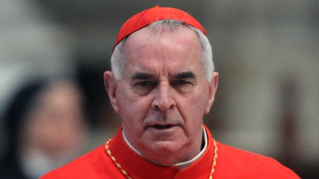 Cardinal Keith O'Brien Apologizes for Sexual Misconduct