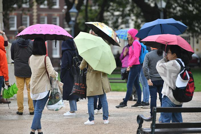 Britain has been battered by rain in the past week (Picture: PA)