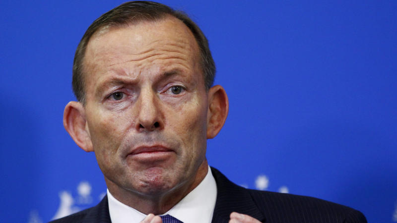Revelations about the drug use in the navy show the extent of the ice epidemic, Tony Abbott says.