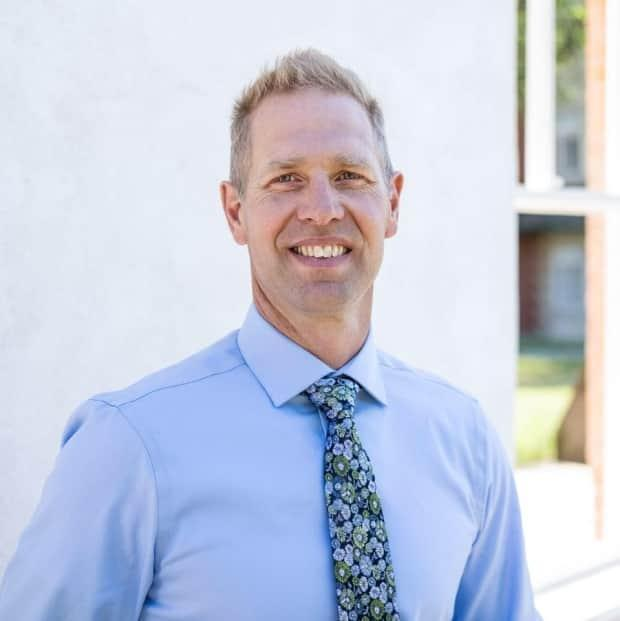 Lethbridge-East MLA Nathan Neudorf said Friday that he hopes to see a rapid rise in COVID cases among unvaccinated people in order to get to a sharp decline. On Monday, he clarified that he does not want to see COVID-19 cases spike. (Nathan Neudorf/Facebook - image credit)