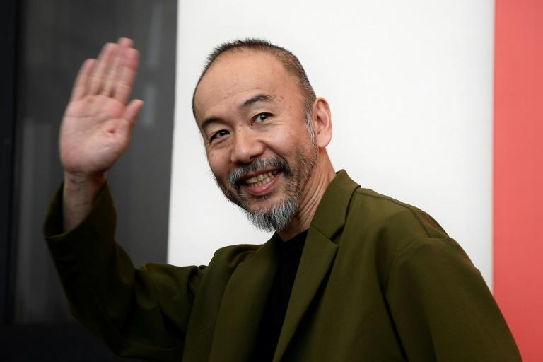 """Shinya Tsukamoto said his stylish movie is a cry for peace in an age """"in which more and more people think that violence is an answer"""""""