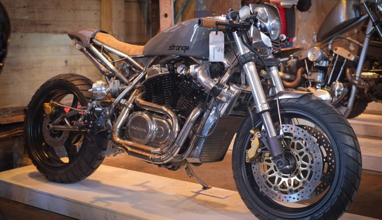 One Motorcycle Show