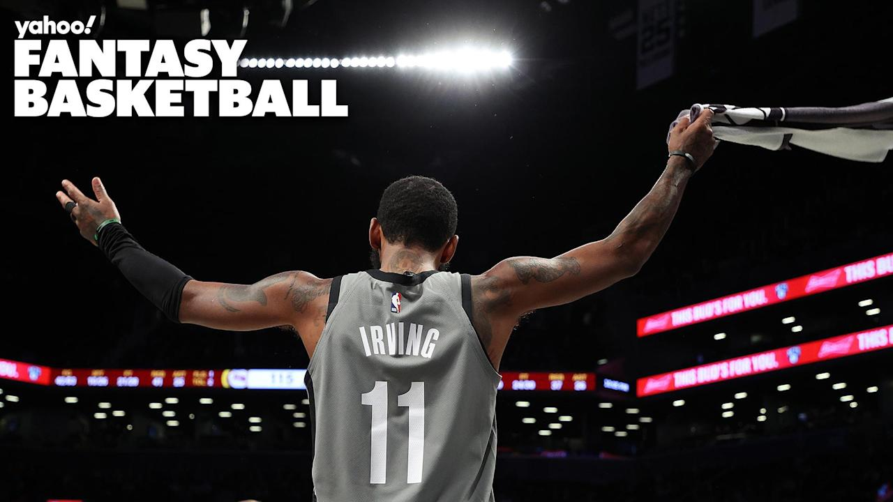 Fantasy Basketball Podcast: Kyrie heads to surgery and post-All Star Game advice