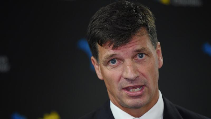 Energy Minister Angus Taylor says the coalition is committed to cutting electricity prices