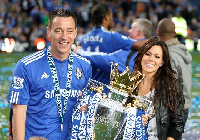 In 2010 Terry led Chelsea to their first Premier League title since 2006 (Nick Potts/PA)