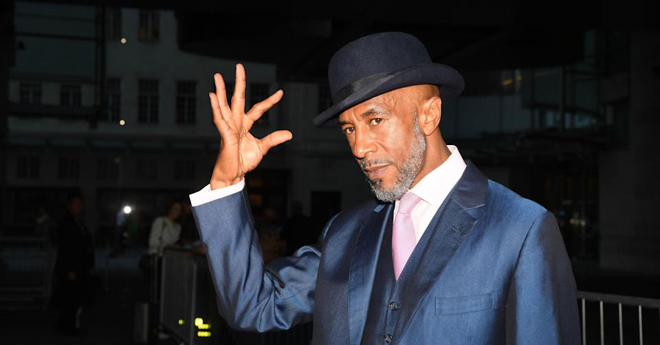Red Dwarf actor Danny John-Jules announced as the third Strictly contestant (PA Images).