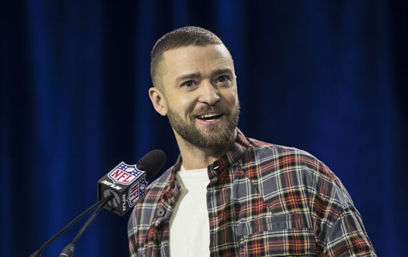 competitive price 16422 ee30c Justin Timberlake Shows Off the Air Jordan 3 'JTH' at 2018 ...