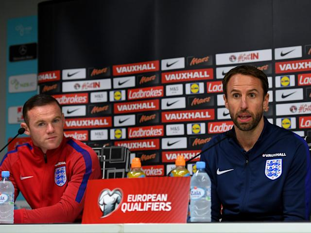 Rooney was not selected by Southgate even though he was expected to be fit: Getty