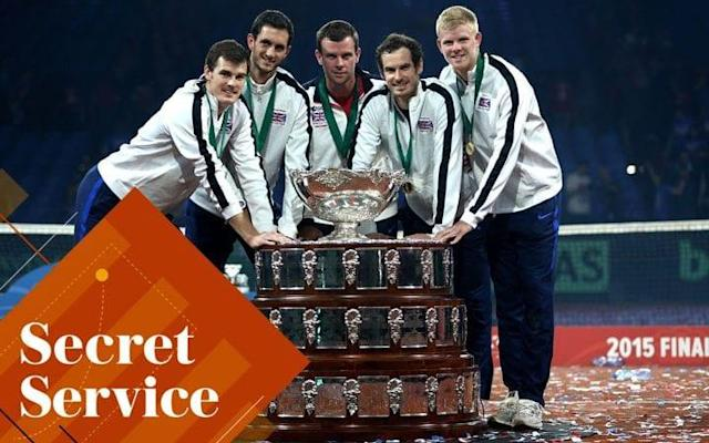 The home and away element of Davis Cup ties will be retained - 2015 Getty Images