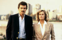 <p>In 1987, Reynolds played former CIA assassin Richard Malone in the action thriller. (Photo: Orion Pictures/courtesy Everett Collection) </p>
