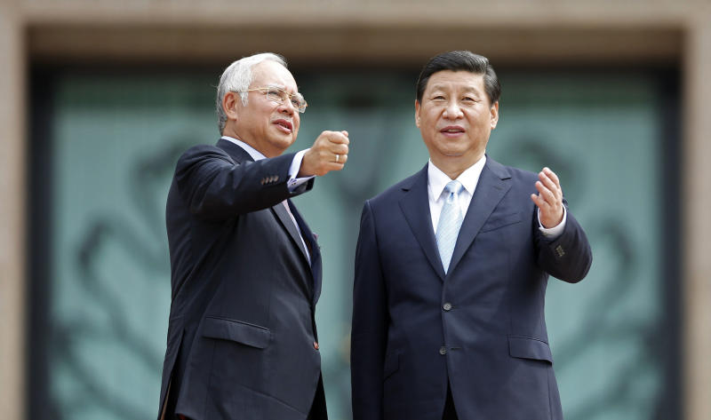 Disdain for China, US grows in Malaysia, study shows