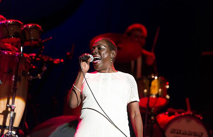 Sharon Jones Reportedly Suffered a Stroke While Watching the 2016 Presidential Results