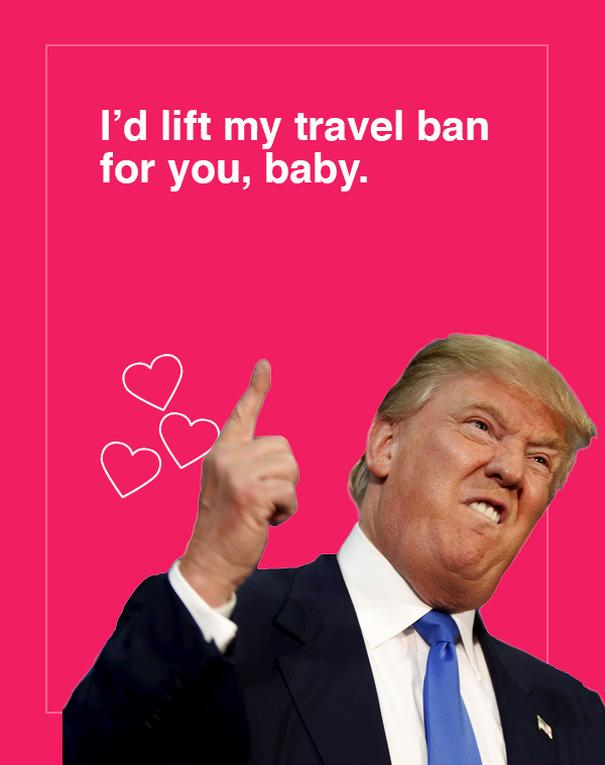 Trump Valentines Day cards have landed and theyre genius – Valentine Day Cards Online